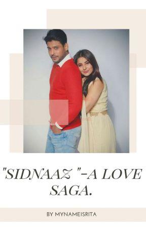 """""""Sidnaaz""""- A Love Saga.💕(Completed✔) by mynameisrita33"""