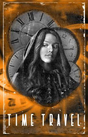 time travel  ━━ graphic portafolio.  by talesofgeorgie