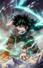 Izuku The Full Blooded Saiyan! by SuperUndertaleKing