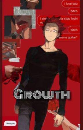 Growth - Satori Tendou x Reader by amexiagrl