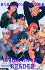 BNHA Boys X Reader- Male and Female by Bakugou-is-my-Daddy
