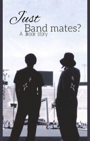 Just Bandmates?    A Jikook Story by 13_Jung_Kookie