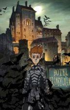 Hotel Transylvania: Johnny is THE BATMAN (Part 1) by comicfan1939