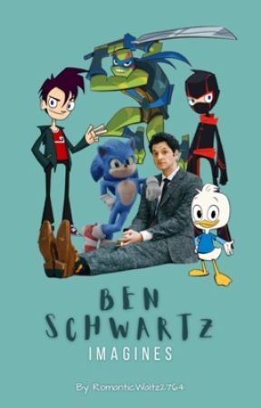 Ben Schwartz Imagines by RomanticWaltz2764