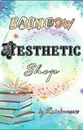 Rainbow Aesthetic Shop by Rainbowusers