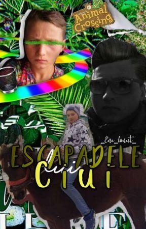 Escapadele lui Ciui  by _Ene_Ionut_