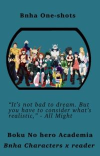 BNHA one-shots cover