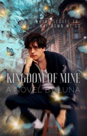 KINGDOM OF MINE ⇀ ( jasper hale ) ² by llunaetic