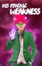His Psychic Weakness (Saiki x Fem! Reader)  by CZCake