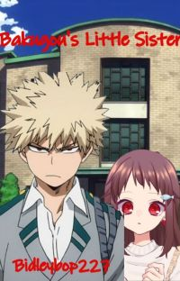 Bakugou's Little Sister (DISCONTINUED) cover