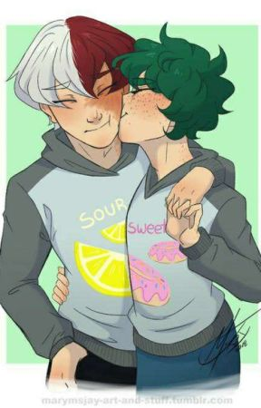 《My sour boyfriend》-《A Tododeku love story》 by DemWeridAnimeGirls
