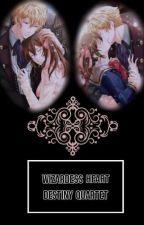 Wizardess Heart: Destiny Quartet by Dark-Wizardess