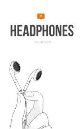 Headphones. by readatropic