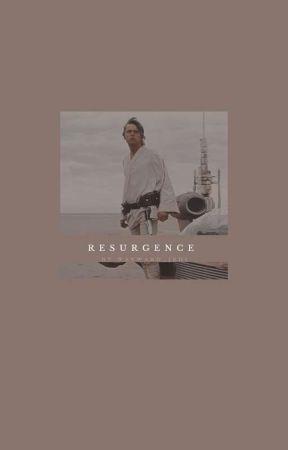 RESURGENCE ,  ˡᵘᵏᵉ ˢᵏʸʷᵃˡᵏᵉʳ ✅ by wayward_jedi