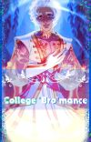 """The Arcana FanFic //College """"Bro""""mance // Asra X Male Reader cover"""