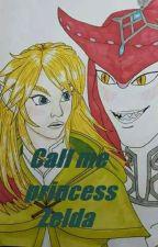 Call me princess Zelda by SethDragon