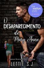 O Desaparecimento de Mary Anne | Prêmio Wattys 2020, de lettiesj