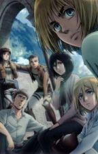 Attack On Titan/Shingeki no Kyojin One Shots by LittleMixAddict101