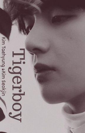 Tigerboy by hanihani_tj