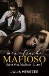 DISPONÍVEL NA AMAZON | Meu Estranho Mafioso - livro 5 cover