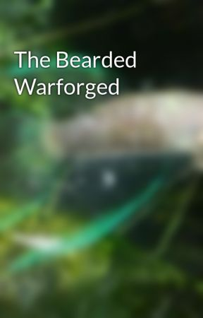 The Bearded Warforged by Haddes97