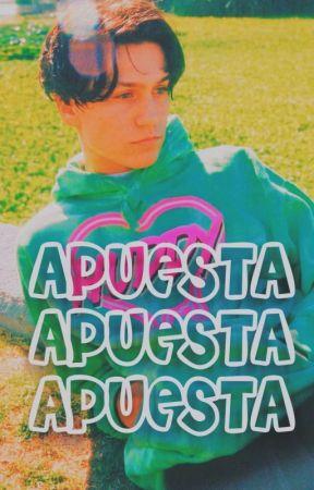 Apuesta - Chase Hudson [ terminada ] by elamordetuvide