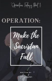OPERATION: Make the Sacristan Fall cover
