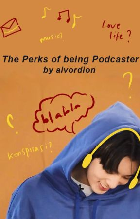 The Perks of being Podcaster // Jae DAY6 Au!Lokal by alvordion