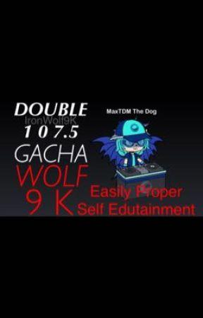 GACHA  WOLF  9  K by TheRealMaxTDM