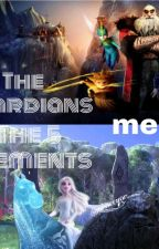 The Guardians meet The 5 Elements by Miss_Eeyor_19