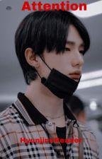 Attention//Hwang Hyunjin by Felixinabeanie