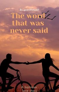 The word that was never said (discontinued)  cover