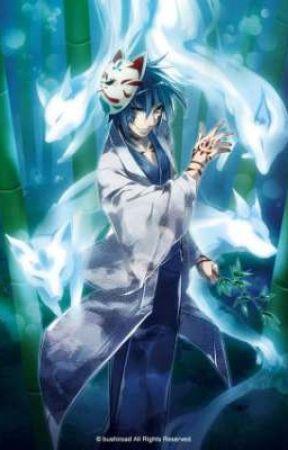 The True God (Rias Gremory x OP kitsune male reader x harem) by Ginhakari54