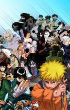 Reaccionando a nuestros Raps Naruto by BastianGoku2005