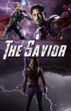 The Savior.|Tony Stark cover