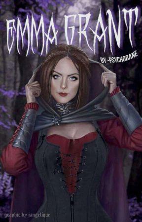 Emma Grant | Shadowhunters. by -psychobane