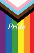 Random Book of LGBTQ+ Stuff by Skys26