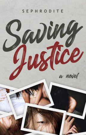 Saving Justice by sephrodite