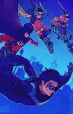 Bat Boys one-shots by Nova4393