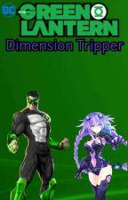 The Green Lantern Dimension Tripper by ZioMidorigawa