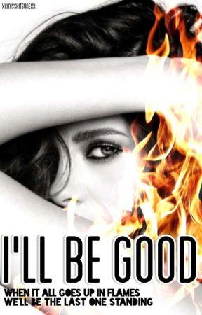 »I'll be good« // Bucky Barnes by xXMissKitsuneXx