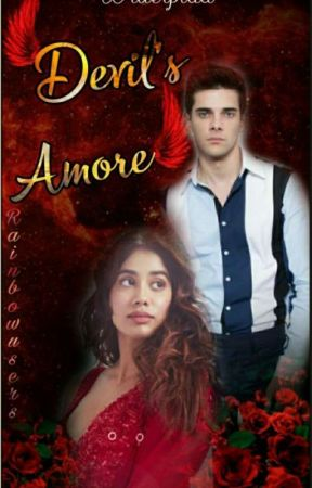 Devil's Amore by writer_piaa