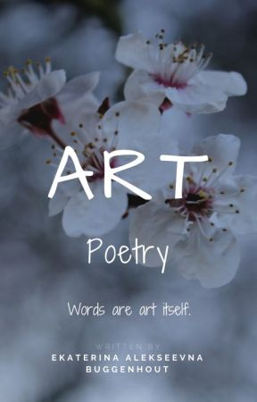 Art | Poetry [Book 3] by AleksB6