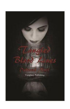 Tangled Blood Lines, Deborah Noel by VamptasypublishingNi