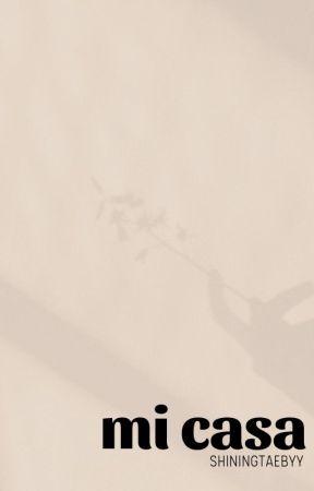𝒎𝒊 𝒄𝒂𝒔𝒂 ||  taekook by shiningtaebyy
