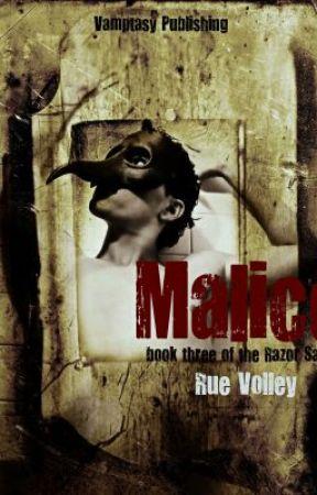 Malice, Rue Volley (#3 razor) by VamptasypublishingNi