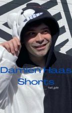 Damien Haas Shorts by hail_gale