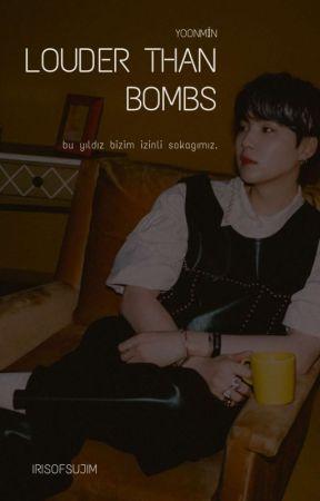 louder than bombs • yoonmin by irisofsujim