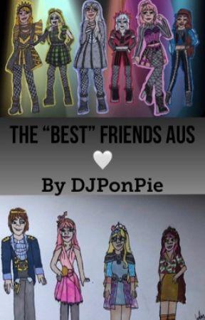 "The ""Best"" Friends AUs by DJPonPie"
