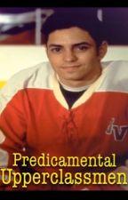 Predicamental Upperclassmen || Luis Mendoza by kjdagoofybean